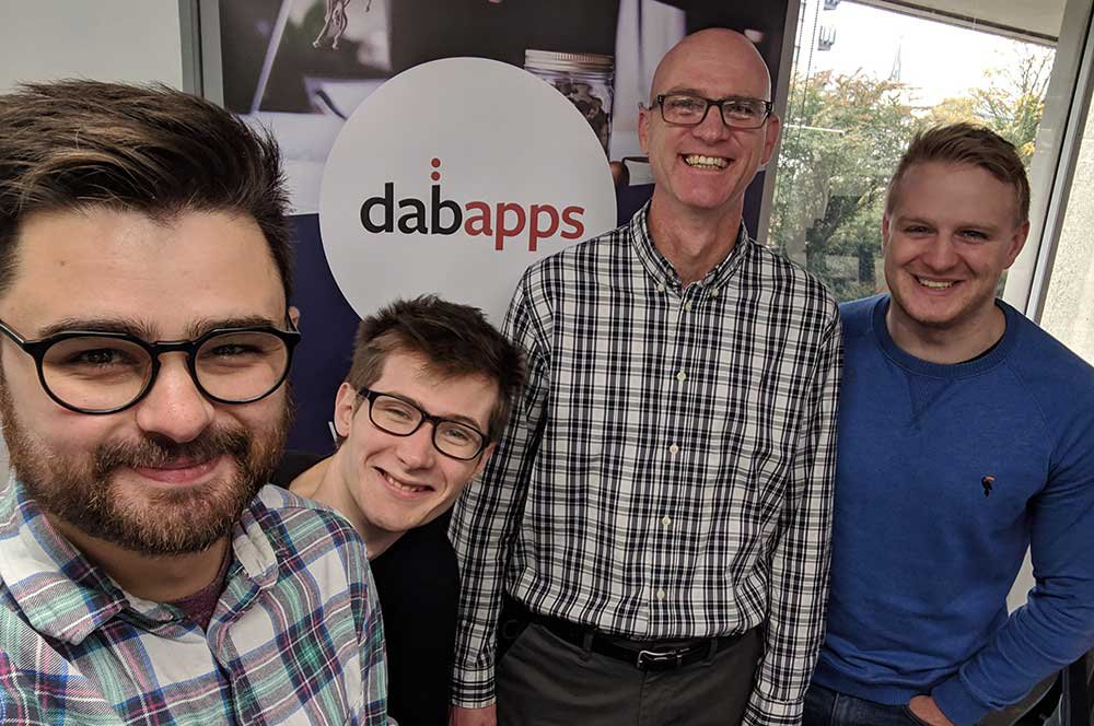 DabApps Cardiff team
