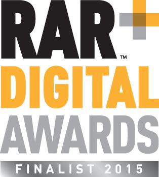 RAR Digital Awards Finalist 2015