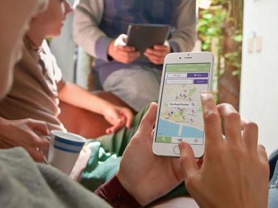 Amaze Compass Card app