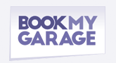 Book My Garage logo