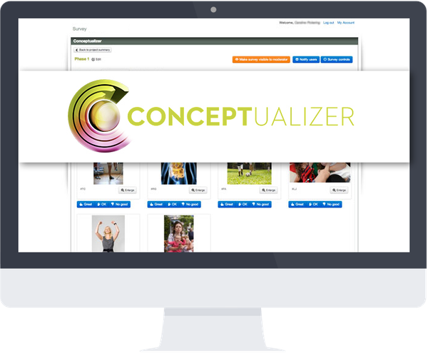 Conceptualizer web application