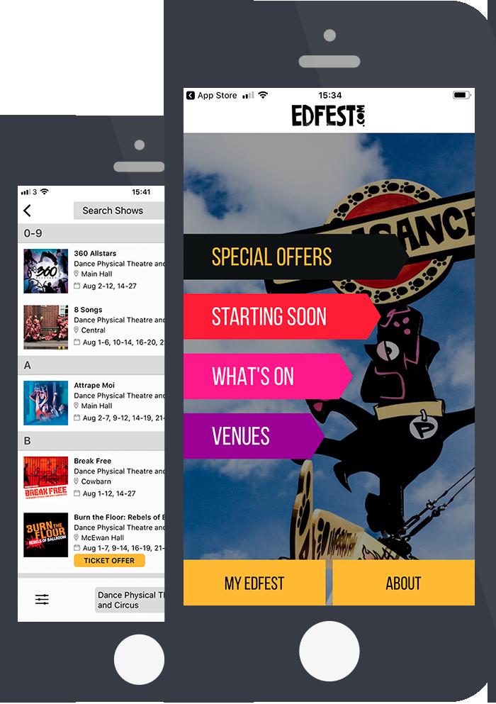 EdFest mobile app