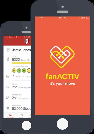 fanActiv app