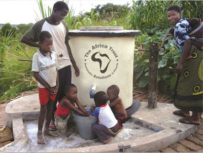 The Africa Trust well